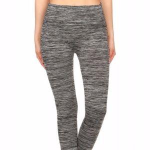 Pants - Tummy Control Fleece Leggings